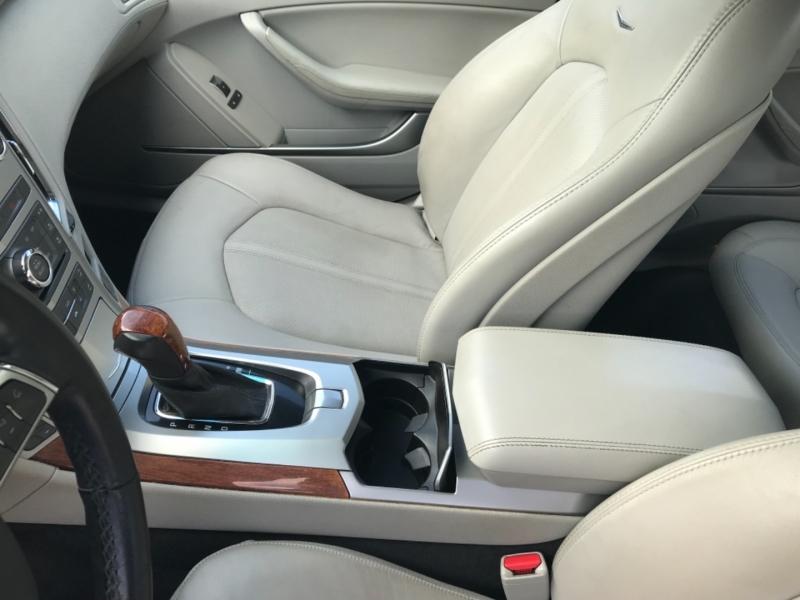 Cadillac CTS Sedan 2010 price 1700.00 down