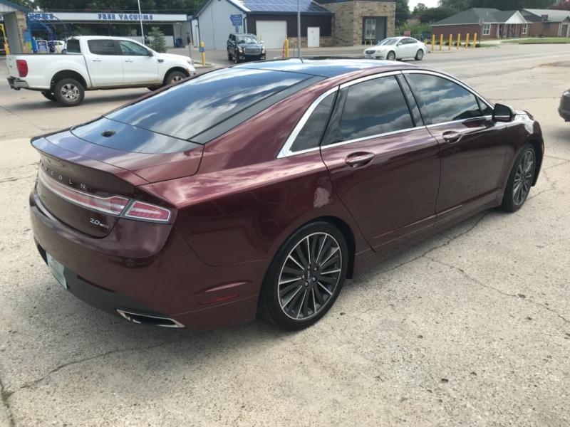 Lincoln MKZ 2016 price $15,985