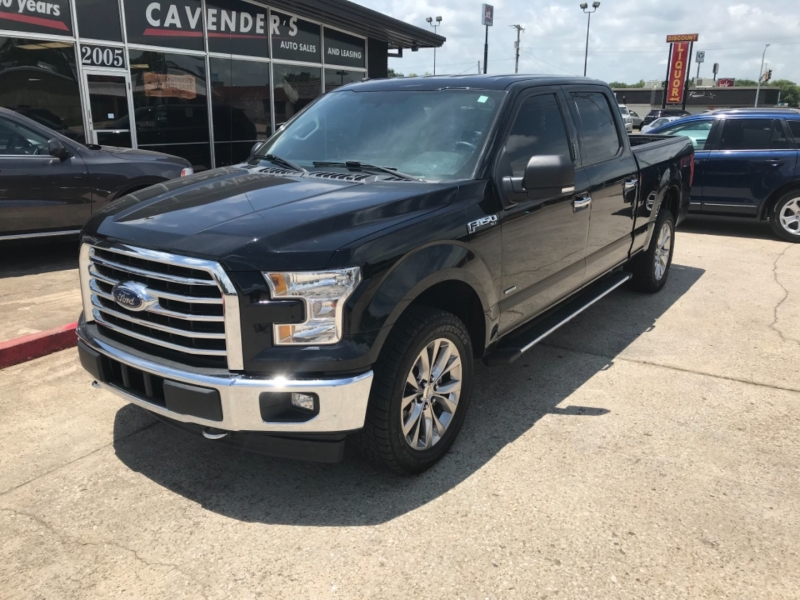 Ford F-150 2017 price $28,785