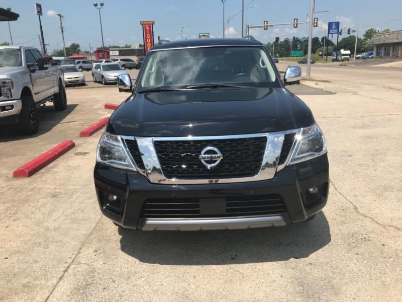 Nissan Armada 2020 price $40,985