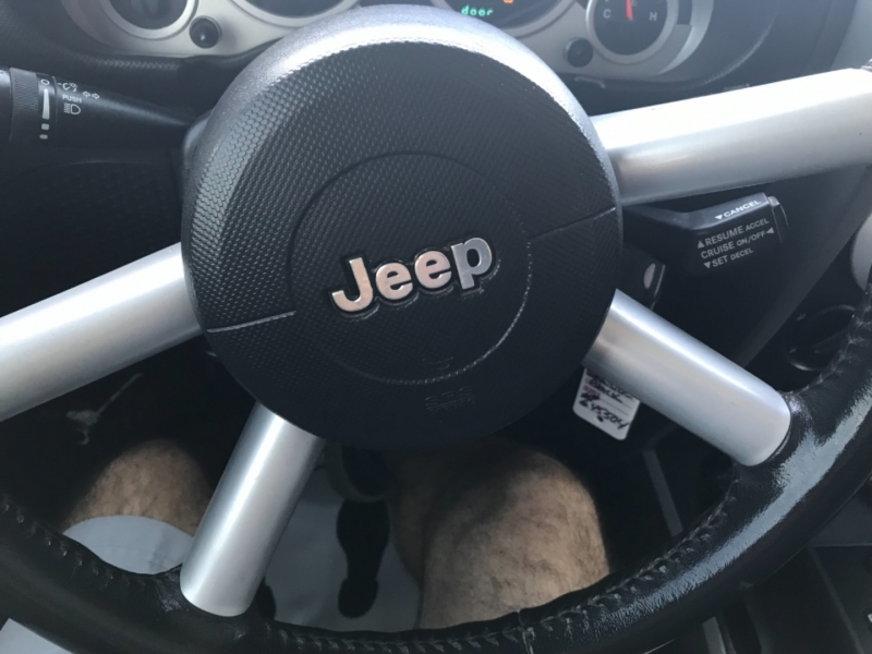 Jeep Wrangler 2008 price 2500.00 DOWN