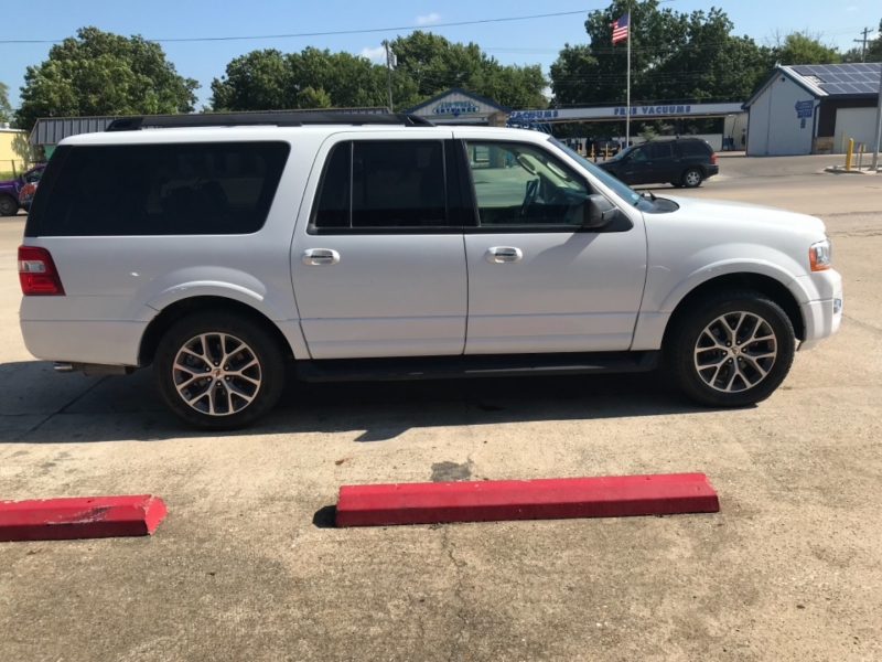 Ford Expedition EL 2017 price $21,985
