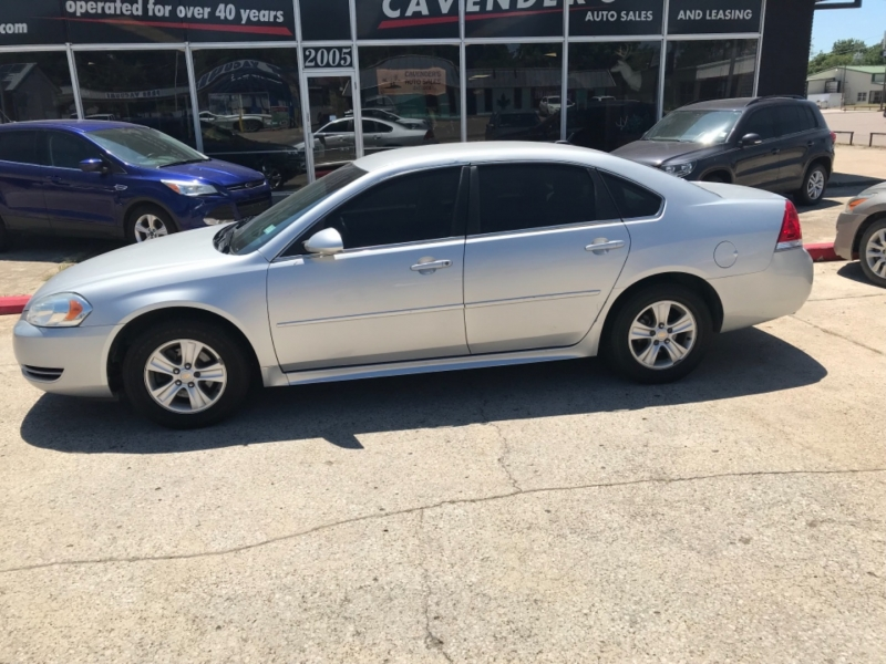 Chevrolet Impala Limited 2015 price $10,985
