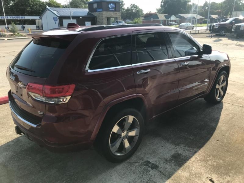 Jeep Grand Cherokee 2014 price $18,485