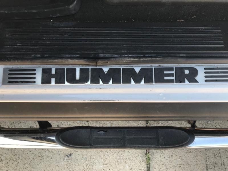 Hummer H2 2008 price $39,850