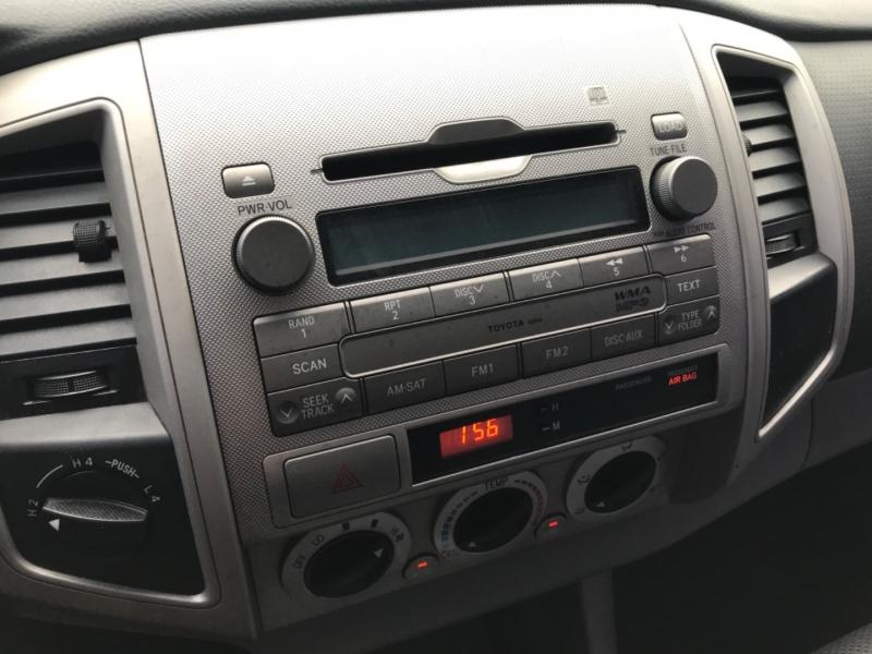 Toyota Tacoma 2009 price $18,995