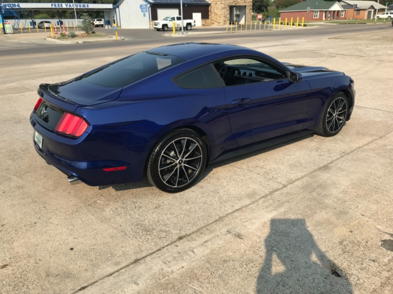 Ford Mustang 2015 price $19,585