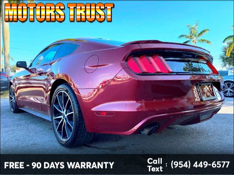 Ford Mustang 2017 price $17,999