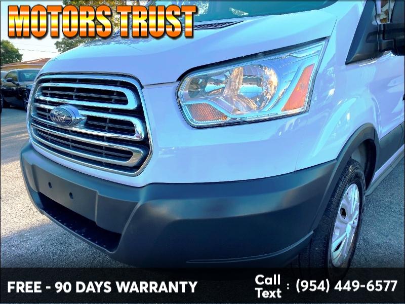 Ford Transit Wagon 2016 price $15,499