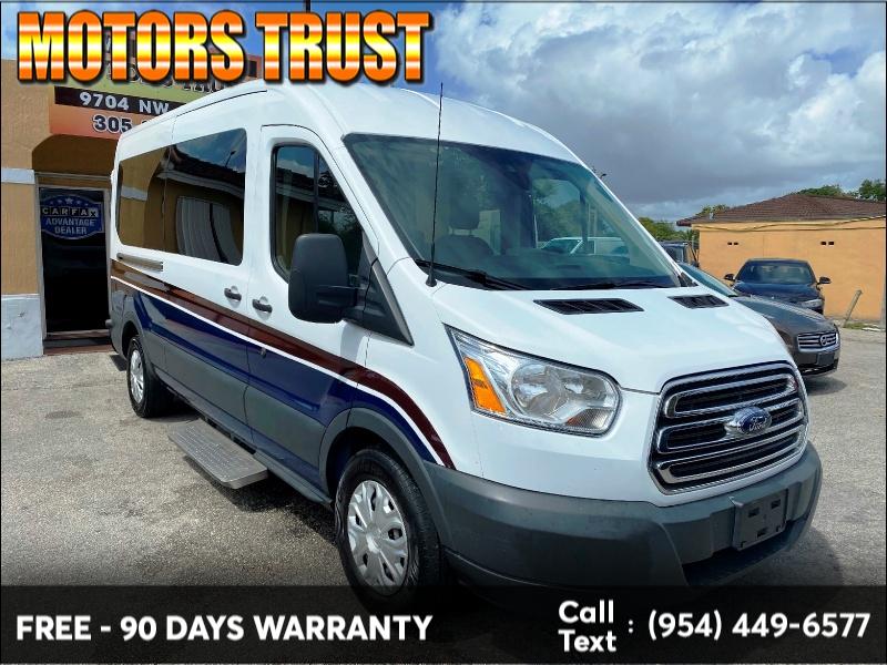 Ford Transit Wagon 2015 price $9,999