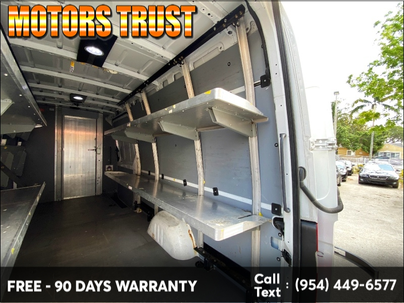 Mercedes-Benz Sprinter Cargo Vans 2012 price $11,499