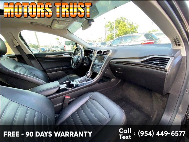 Ford Fusion 2015 price $7,499