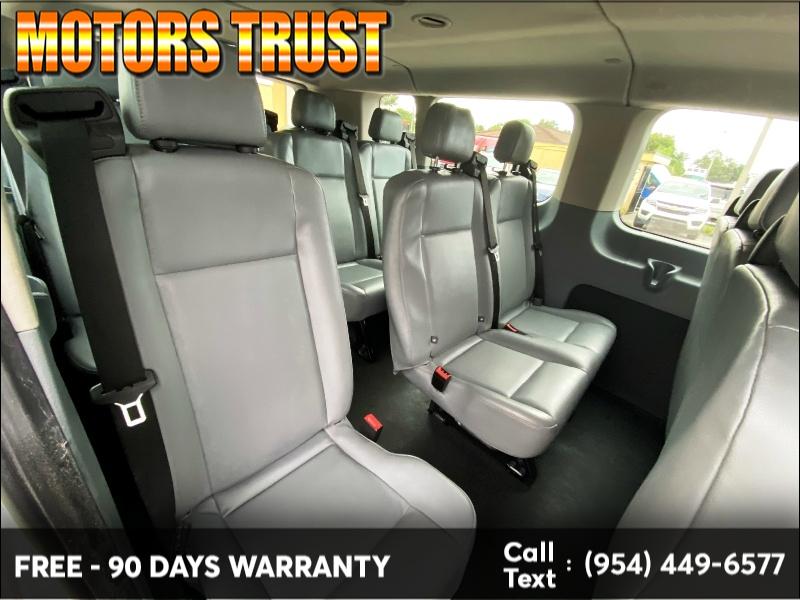 Ford Transit Wagon 2016 price $15,599