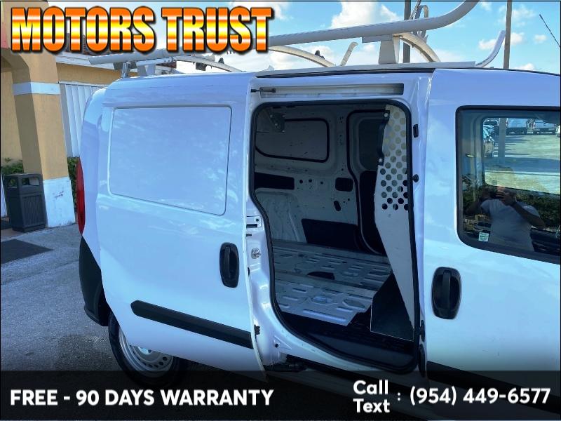 RAM ProMaster City Cargo Van 2015 price $8,899