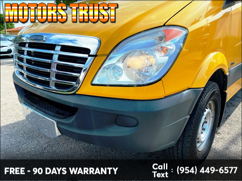 Freightliner Sprinter 2012 price $16,299