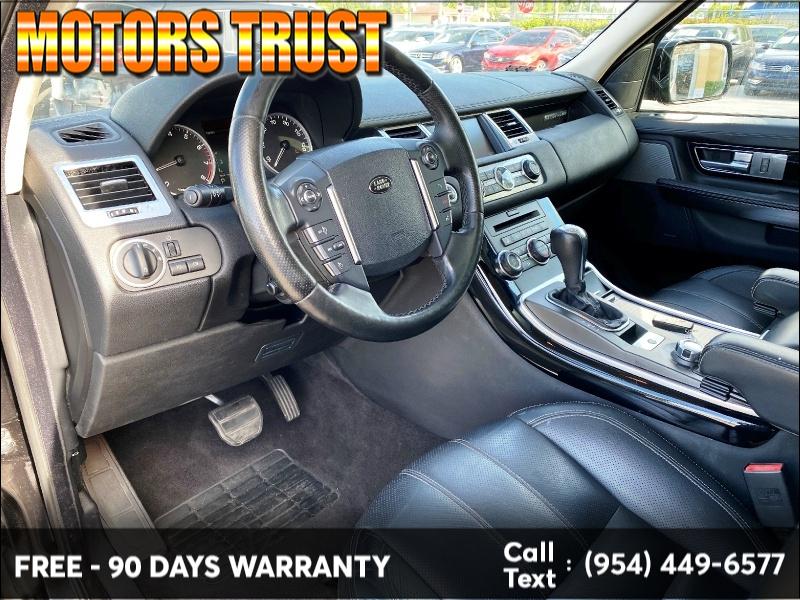 Land Rover Range Rover Sport 2010 price $12,499