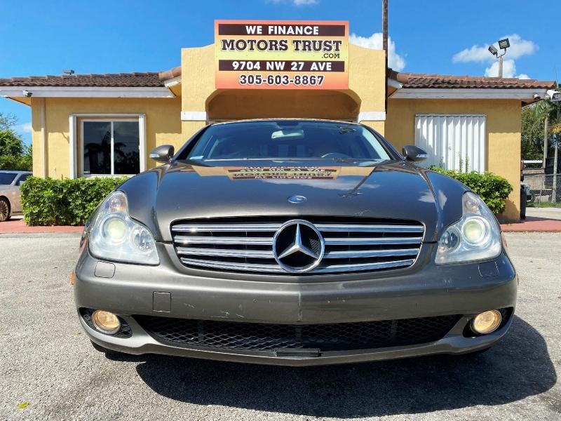 Mercedes-Benz CLS-Class 2006 price $5,999
