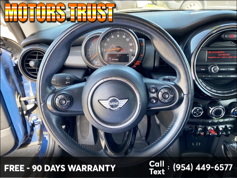 Mini Cooper Hardtop 2014 price $7,299