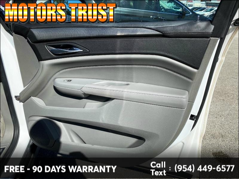 Cadillac SRX 2010 price $7,199