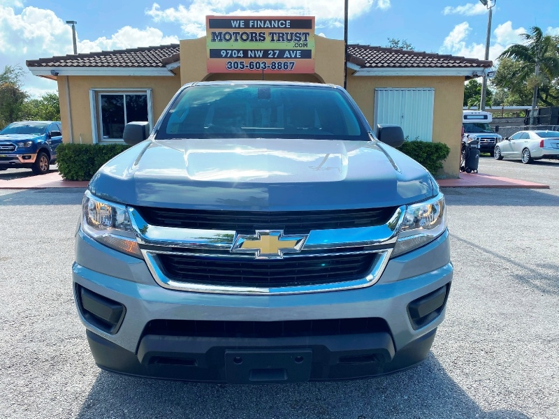 Chevrolet Colorado 2019 price $18,299