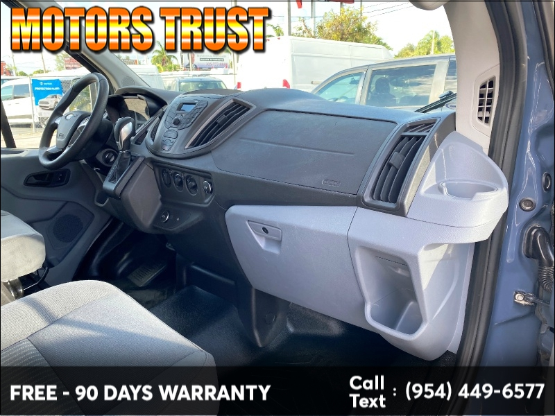 Ford Transit Van 2019 price $32,199