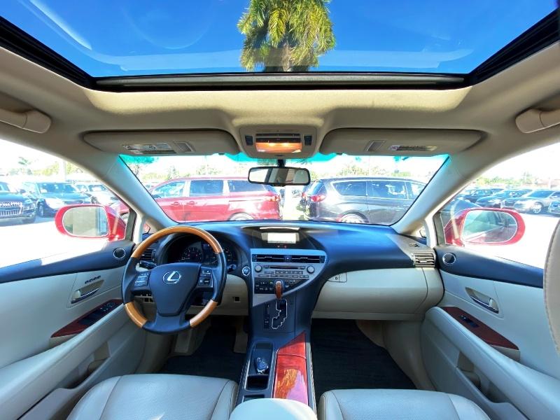 Lexus RX 350 2012 price $9,599