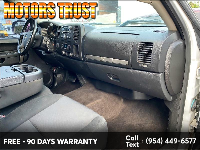 Chevrolet Silverado 1500 2013 price $12,699