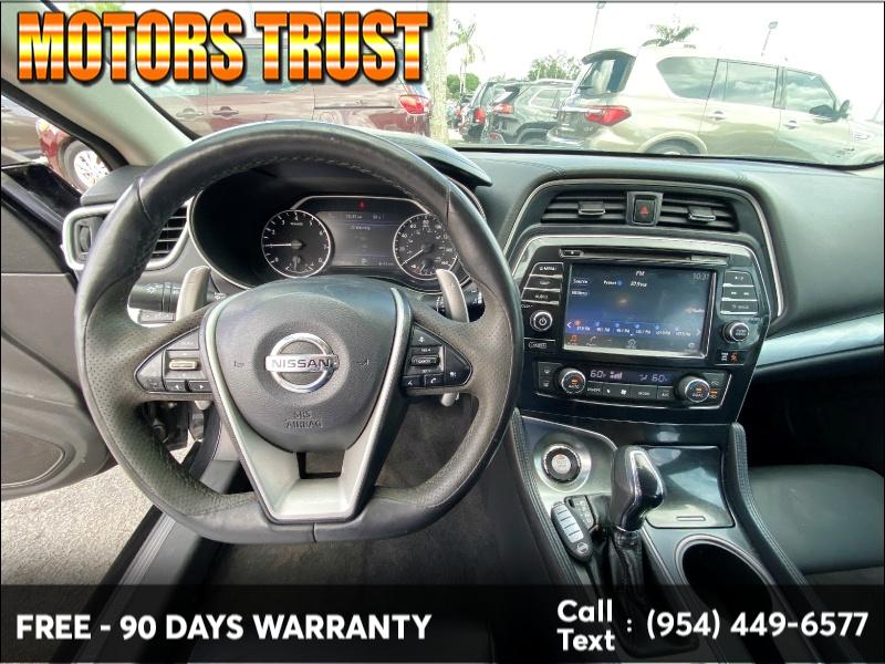 Nissan Maxima 2016 price $11,299