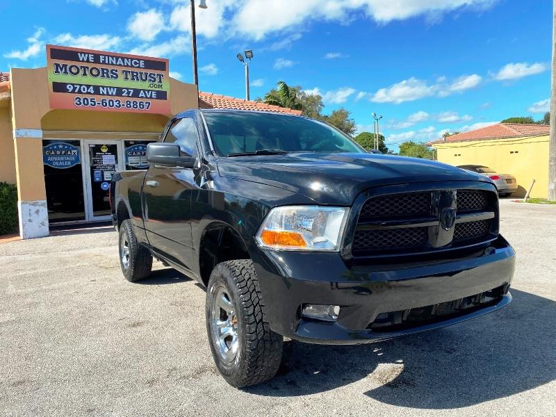 RAM 1500 2012 price $10,899