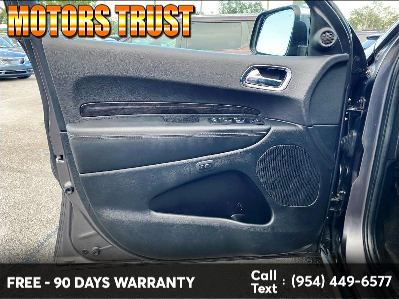 Dodge Durango 2014 price $11,399