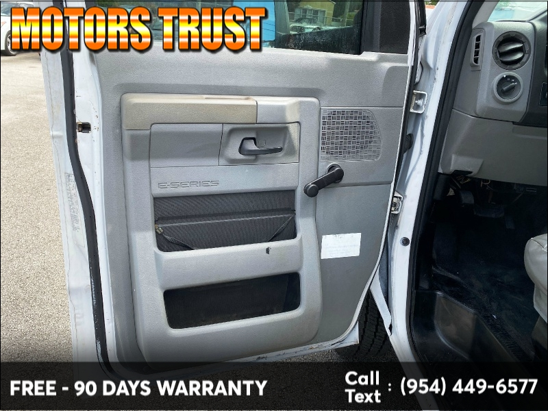 Ford Econoline Commercial Cutaway 2012 price $6,799