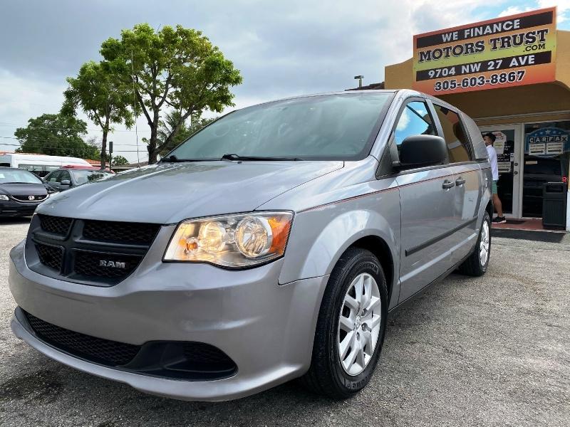 RAM Cargo Van 2015 price $6,299