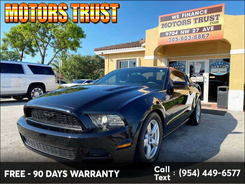 Ford Mustang 2014 price $11,299