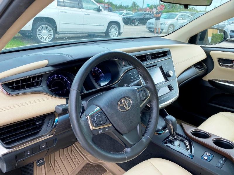 Toyota Avalon 2016 price $13,899