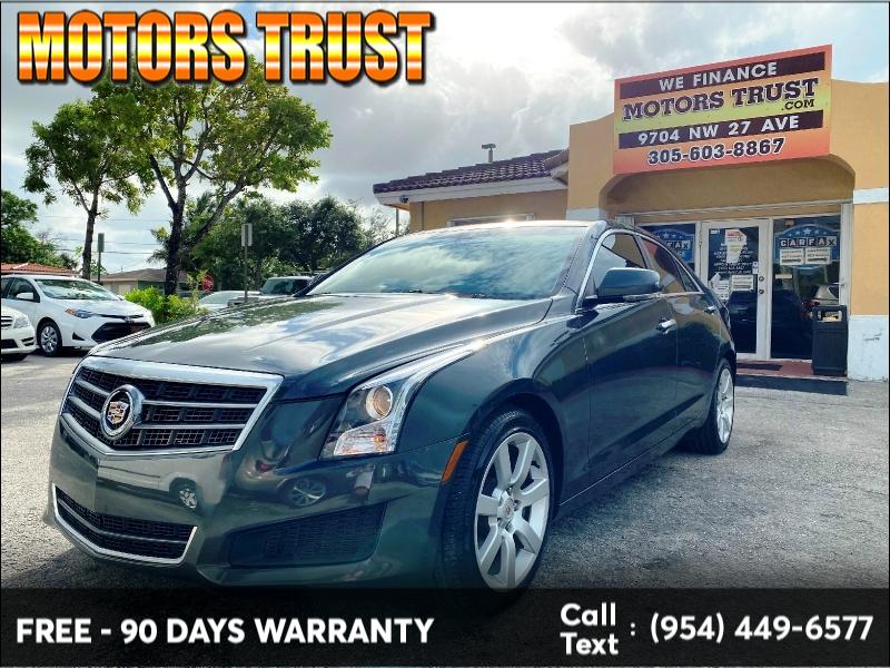 Cadillac ATS 2014 price $8,999