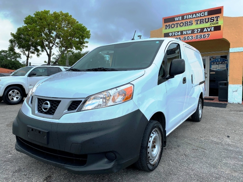 Nissan NV200 Compact Cargo 2018 price $11,799
