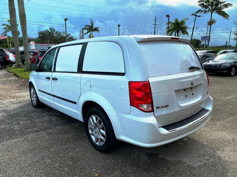 RAM Cargo Van 2014 price $5,799