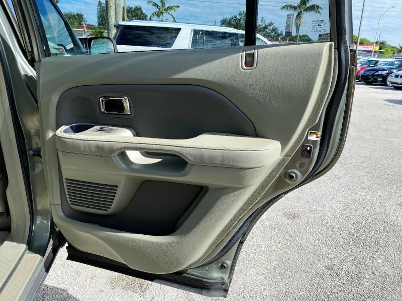 Honda Pilot 2008 price $4,599