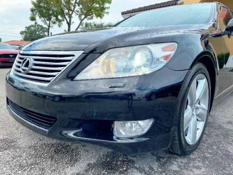 Lexus LS 460 2012 price $13,699
