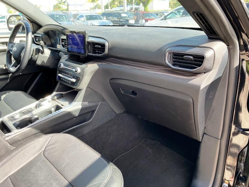 Ford Explorer 2020 price $32,999
