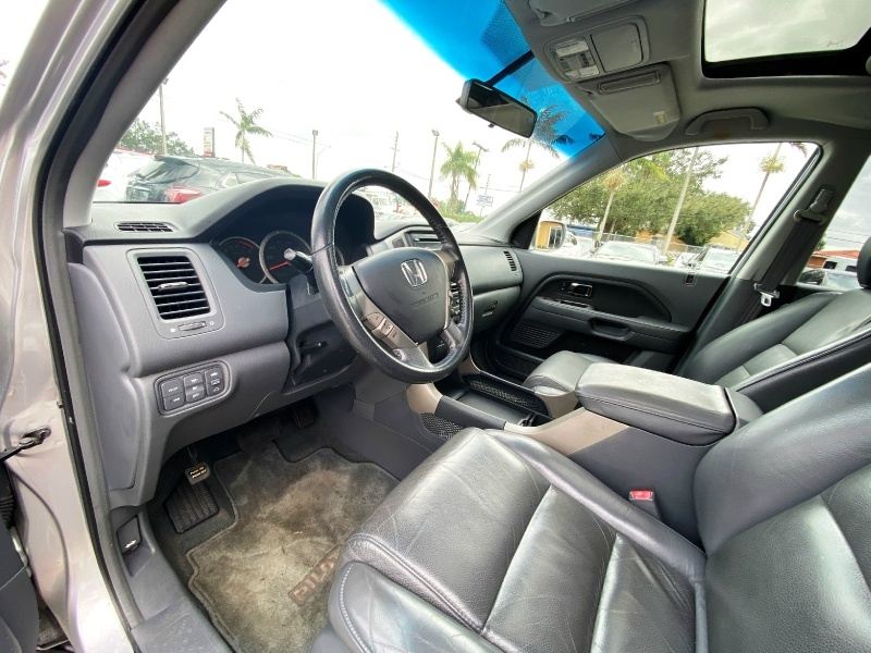 Honda Pilot 2007 price $4,499