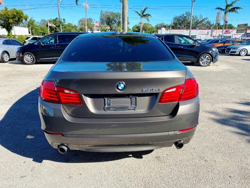 BMW 5-Series 2012 price $11,299