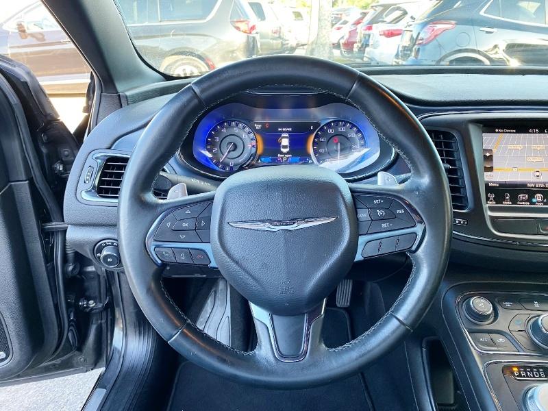 Chrysler 200 2016 price $6,799