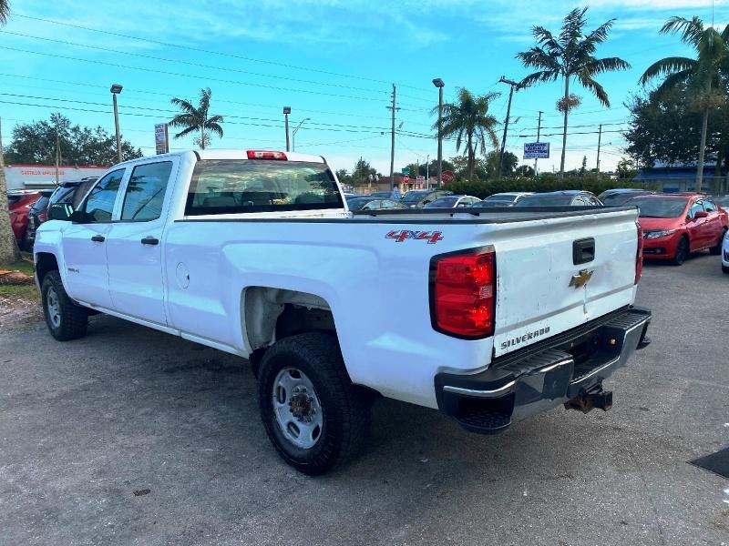 Chevrolet Silverado 2500HD 2015 price $14,499