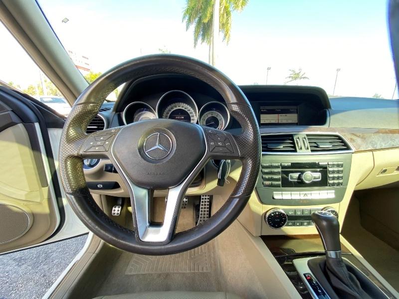 Mercedes-Benz C-Class 2013 price $7,999