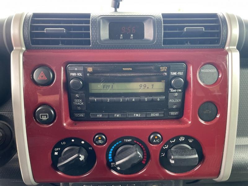Toyota FJ Cruiser 2008 price $11,299
