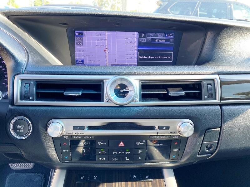 Lexus GS 350 2013 price $12,999