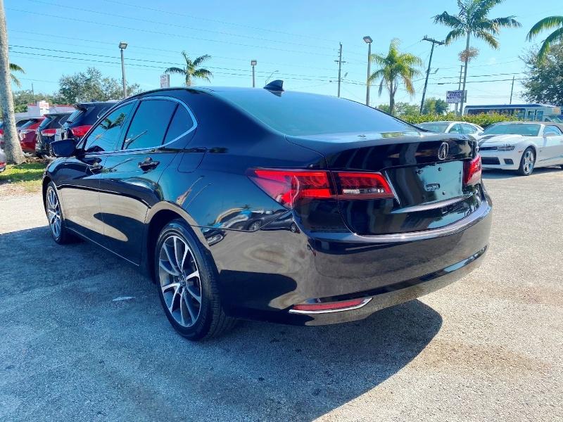 Acura TLX 2016 price $13,899