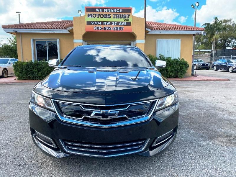 Chevrolet Impala 2018 price $13,299