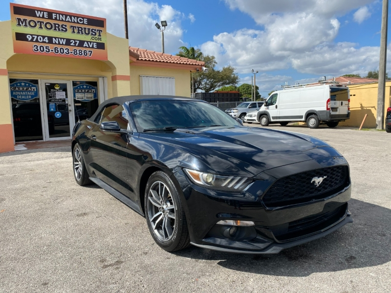 Ford Mustang 2016 price $13,899